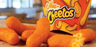 Burger King Cheetos