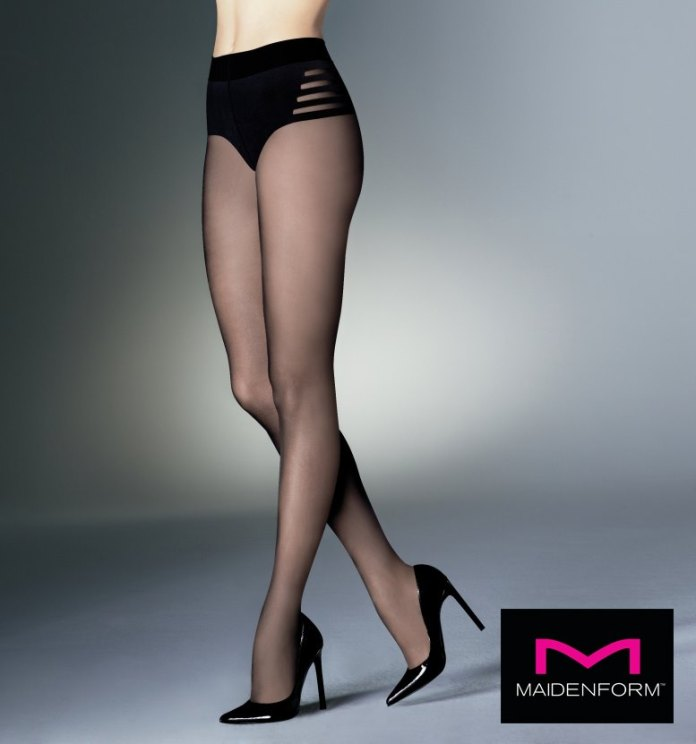 Maidenform shapewear and hosiery will feature during College Fashion Week.