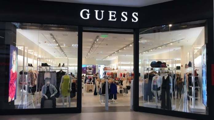 guess store paraguay