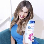 head shoulders sofia vergara