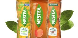 nestea new flavours