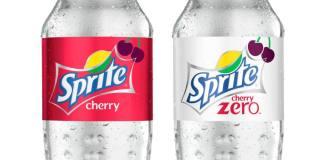 sprite cherry zero