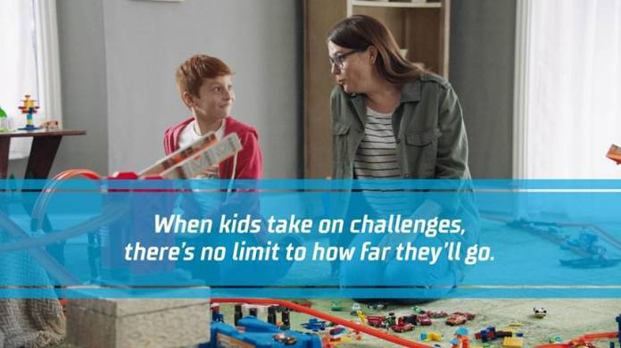 Mattel Inc Challenge Accepted Brand Campaign
