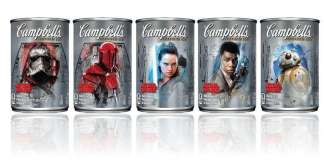 Campbell Collaborates with Lucasfilm and Disney