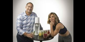 SodaStream Partners with Jillian Michaels in Infomercial