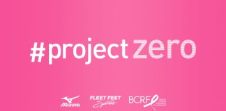 Mizuno Partners with Breast Cancer Research Foundation
