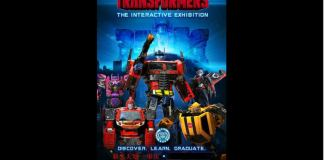 Transformers Exhibit Launched by Hasbro and Cityneon in China
