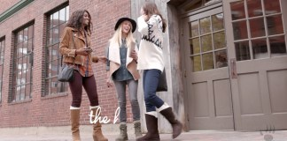 BEARPAW Premiers New Campaign for Winter