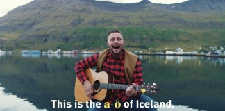 Inspired by Iceland Launches Video Highlighting Icelandic Language