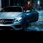 Mercedes-Benz Launches Campaign with the Justice League