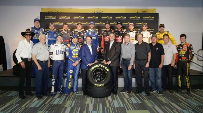 NASCAR and Goodyear Extend Historic Relationship
