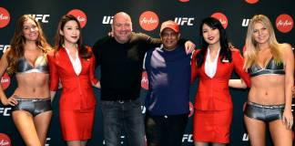 "UFC Announces New Partnership with AirAsia as ""Official Airline"" Partnership"