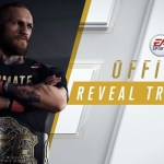 Conor McGregor Revealed as Global Cover Athlete for EA Sports UFC 3