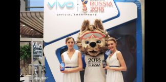 Vivo Releases Special Edition Smartphone for 2018 FIFA Worldcup