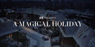 Nicki Minaj Brings Magic to H&M's 2017 Holiday Film