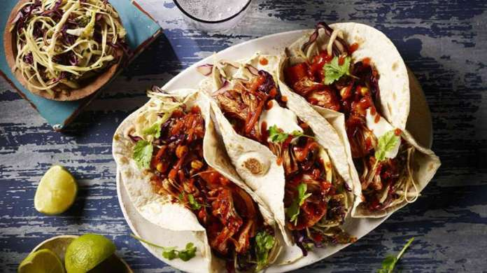 Sainsbury's Introduces Pulled Jackfruit- a UK Supermarket First