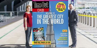 Dubai Airports and ITP Launch New Brand Time Out DXB