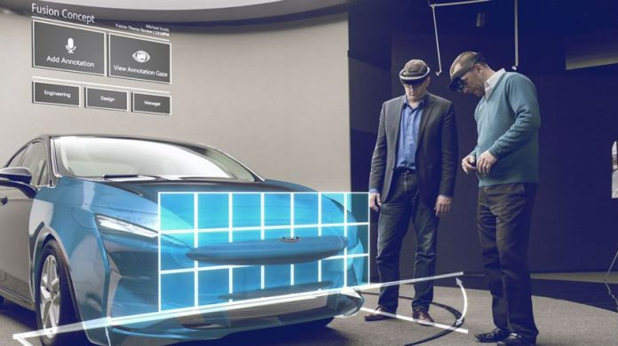 Vectorform and Microsoft Collaborate on Vehicle Design Process