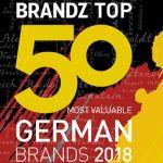 WPP Releases BrandZ Top 50 Most Valuable German Brands Rank