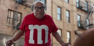 M&M'S Spokescandy Becomes Danny DeVito in Latest Ad