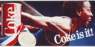 Coca-Cola Celebrates 90 Years of Partnership with the Olympics