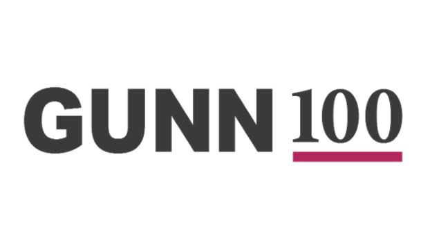 Gunn 100 Reveals Top Ranking Agencies, Brands and Campaigns of 2017
