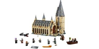 LEGO Announces Launch of Harry Potter Wizarding World Sets in 2018