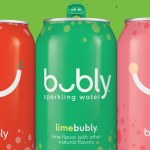 PepsiCo Brings Personality Pop with New bubly Sparkling Water