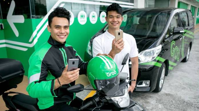 Grab and Samsung Drives Digital Inclusion in SEA with Signed MOU