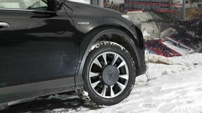 Bridgestone Celebrates Olympic Winter Games Debut