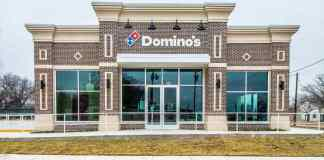 Domino's Celebrates Opening of 15,000th Store