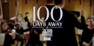 FOX Sports Counts Down to 2018 FIFA World Cup Russia