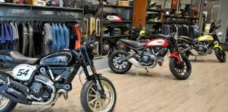 Ducati New Showroom