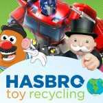 Hasbro toy recylcing