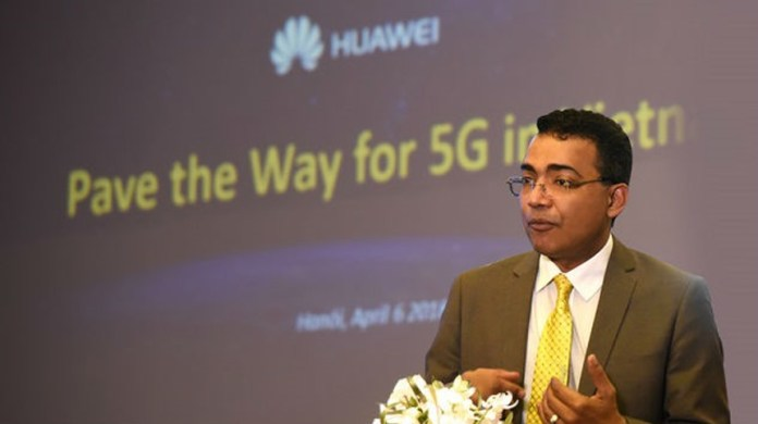 Huawei Outlines Path to 5G Era for Vietnam