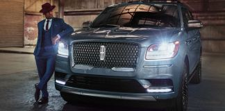 Lincoln Partners with NE-YO in Music Series Featuring the Navigator