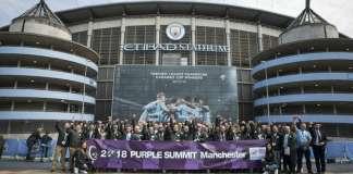 Nexen Tire 2018 Purple Summit