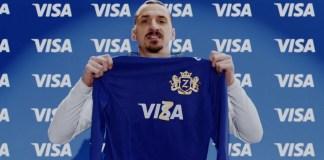 Zlatan Ibrahimović Joins Visa Ahead of the 2018 FIFA World Cup Russia
