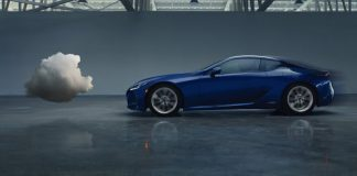 Lexus 'Fast as h' Campaign Clears the Air about Hybrid Performance