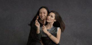 "MAGNUM Bella Hadid Alexander Wang ""Take Pleasure Seriously"" Campaign"