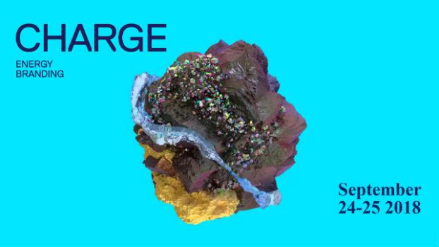 CHARGE Energy Branding 24 to 25 September 2018