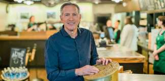 Starbucks Farewell Howard Schultz