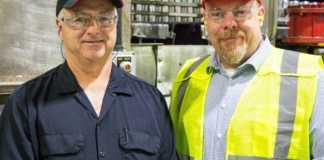 Anheuser-Busch Winning Water Saving Competition
