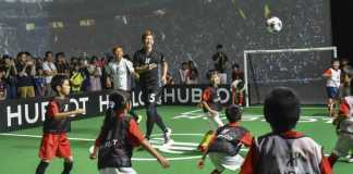 Hublot Charity Event Japan Footballers
