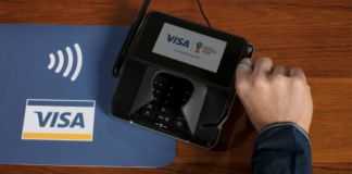 Visa Contactless Technology 2018 FIFA World Cup Russia