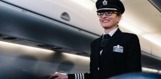british airways new pilot recruitment campaign