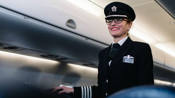 british airways new pilot recruitment campaign
