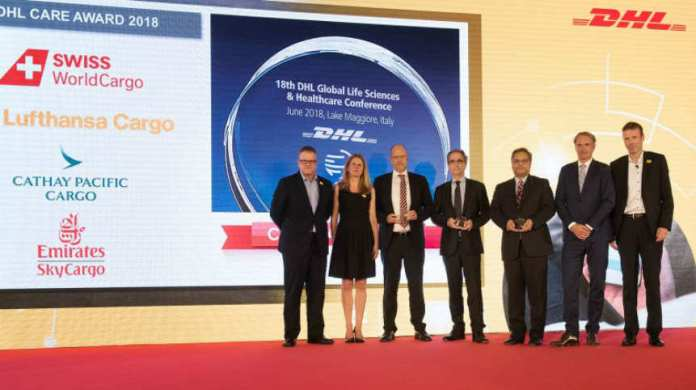 Three Major Air Carriers Recognised at the DHL CARE Awards