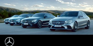 Mercedes-Benz Launches New C-Class International Marketing Campaign