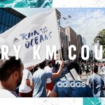 adidasRunning Movement Unites Nearly One Million Runners Against Pollution